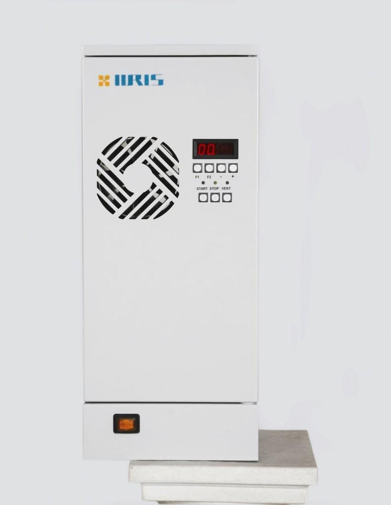Halogenerator IIRIS-36 for salt rooms