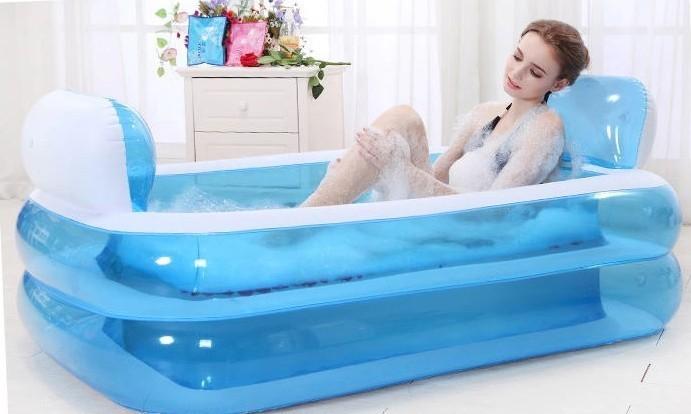Bath for dead sea salt