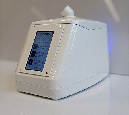 IIRIS-138 Halogenerator for home use